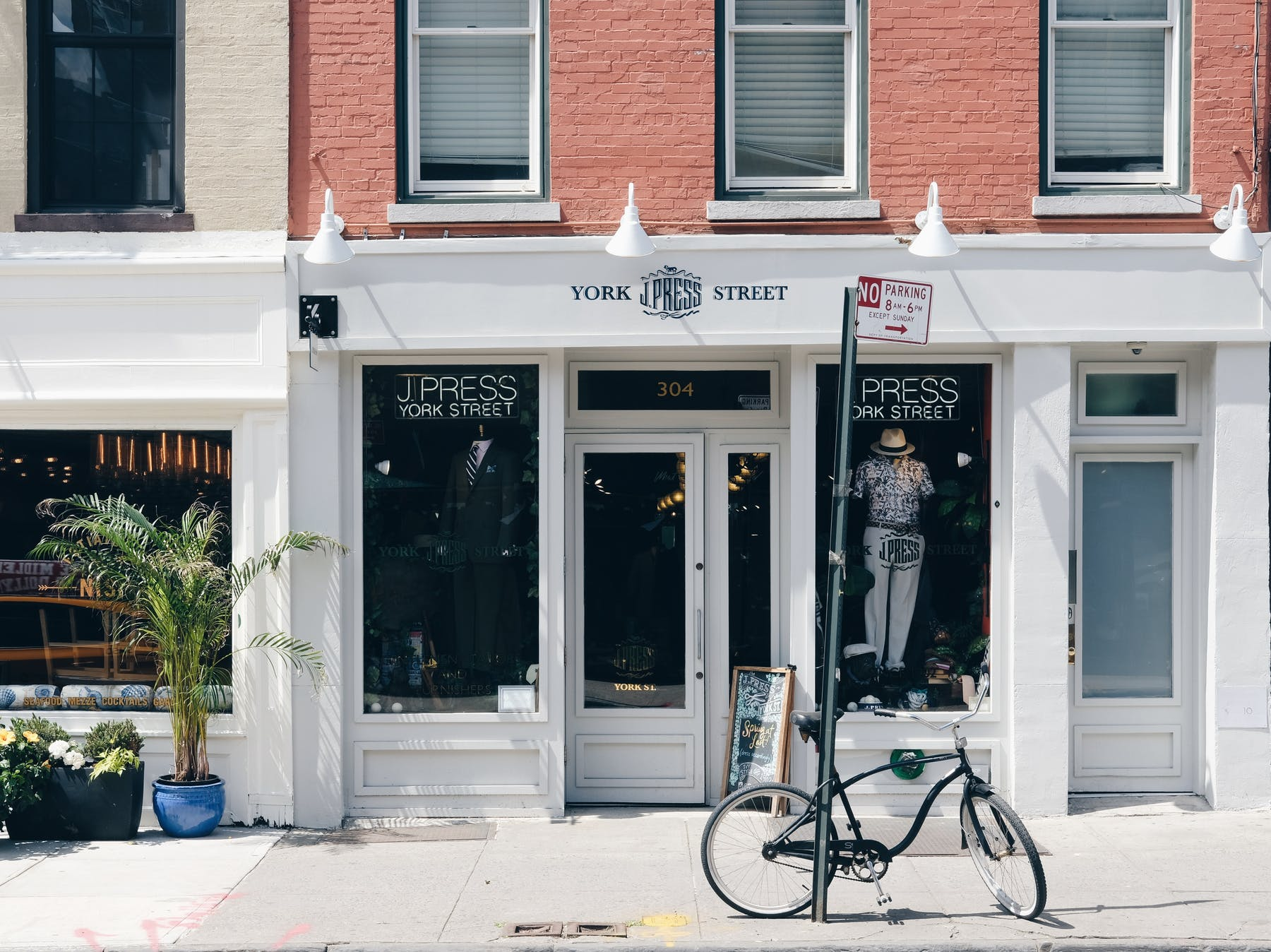 jpress york street store front
