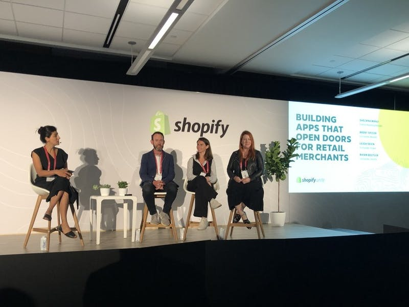Shopify unite conference speakers