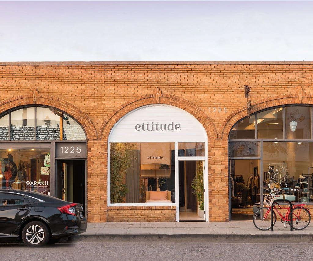 ettitude store facade