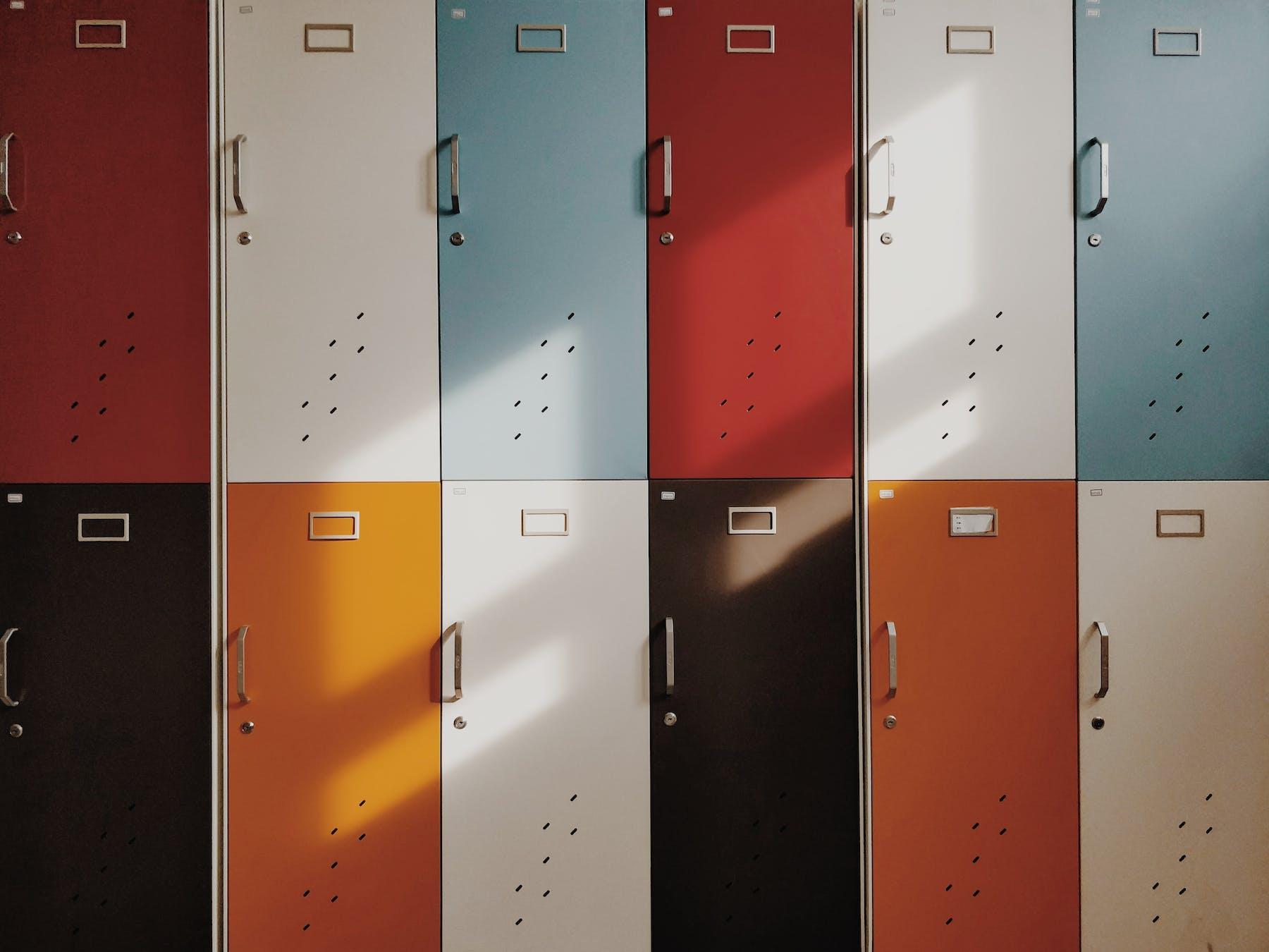 September lockers