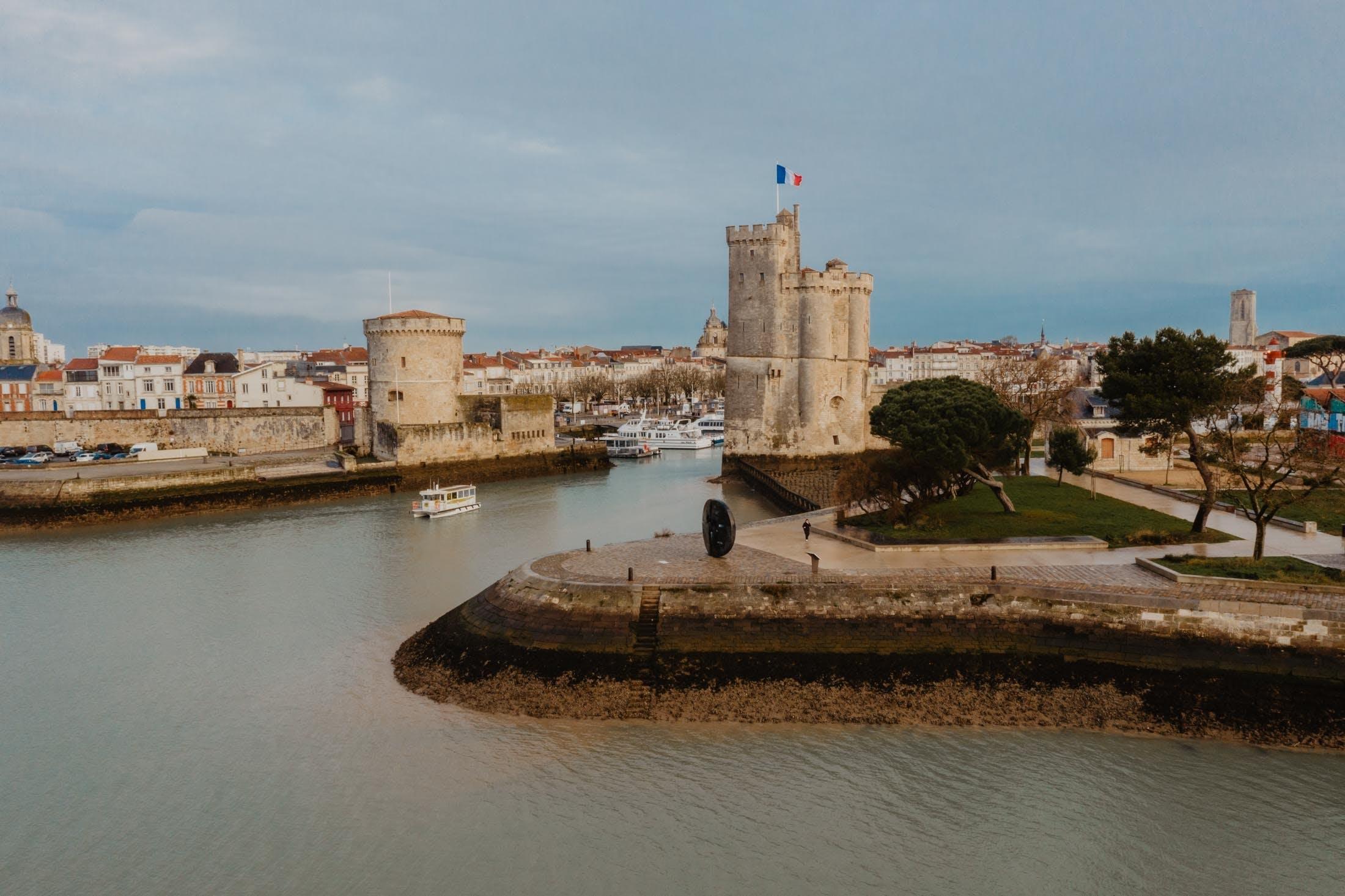 Port de la Rochelle - Crédit photo : Lycia Walter - Enercoop Nouvelle-Aquitaine