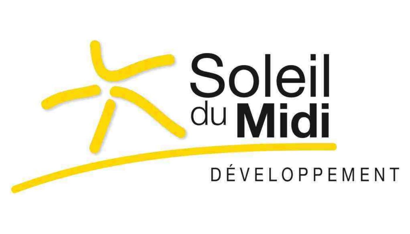 Logo de Soleil du Midi Développement