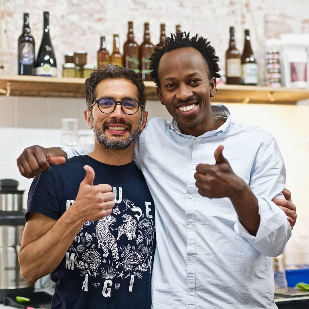 Enercoop Paca - Clients professionnels - Eclectique coffee shop cave à bières Marseille 13 - Portrait