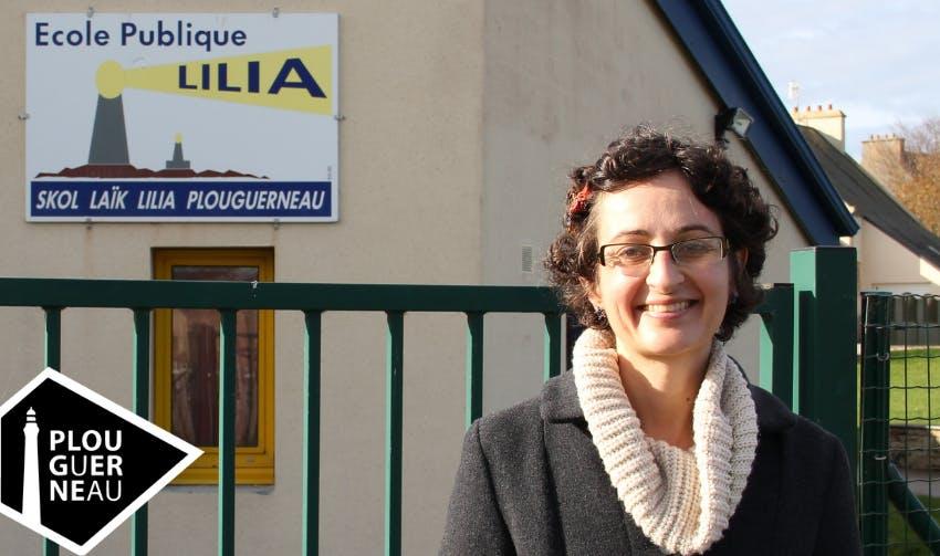 Marine Jacq : Plouguerneau poursuit la transition énergétique de ses bâtiments municipaux avec Enercoop Bretagne