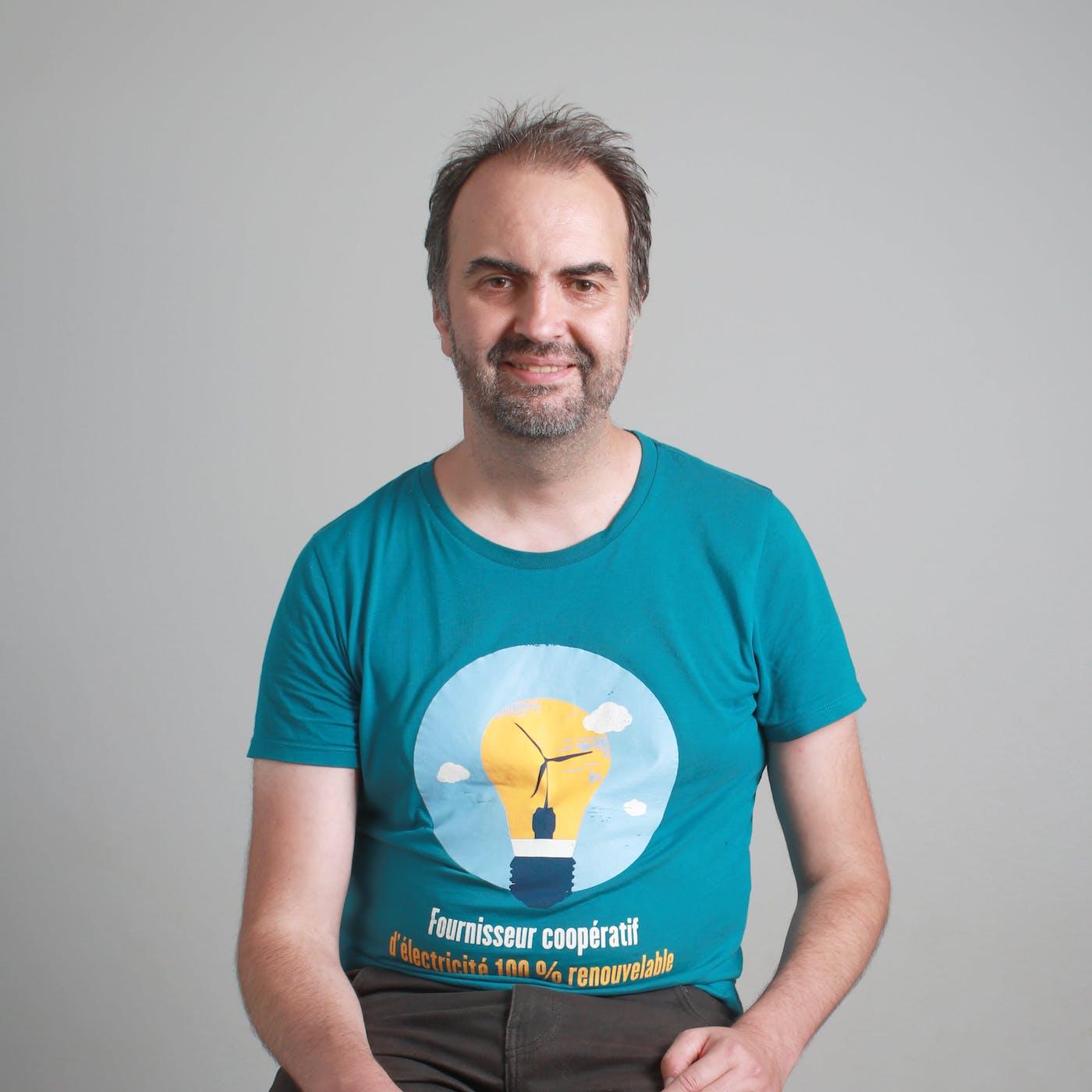 Portrait Ronan Birrien