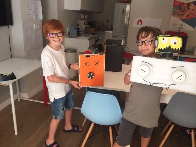Enercoop Paca - Clients Professionnels - Kids Connexion Aix-en-Provence - Atelier enfants