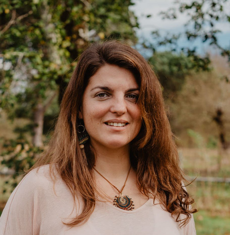 Portrait d'Anaïs, sociétaire. Crédit photo: Lycia Walter