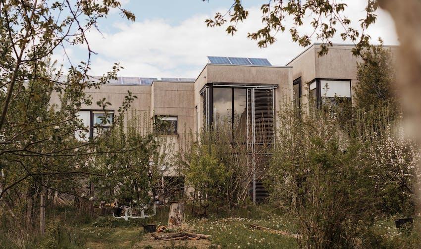 Maison de Marie-Colette - crédit photo : Lycia Walter - Enercoop Nouvelle-Aquitaine