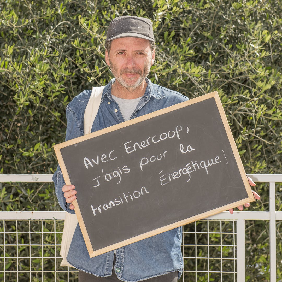 Enercoop Paca -Sociétaires - Portrait