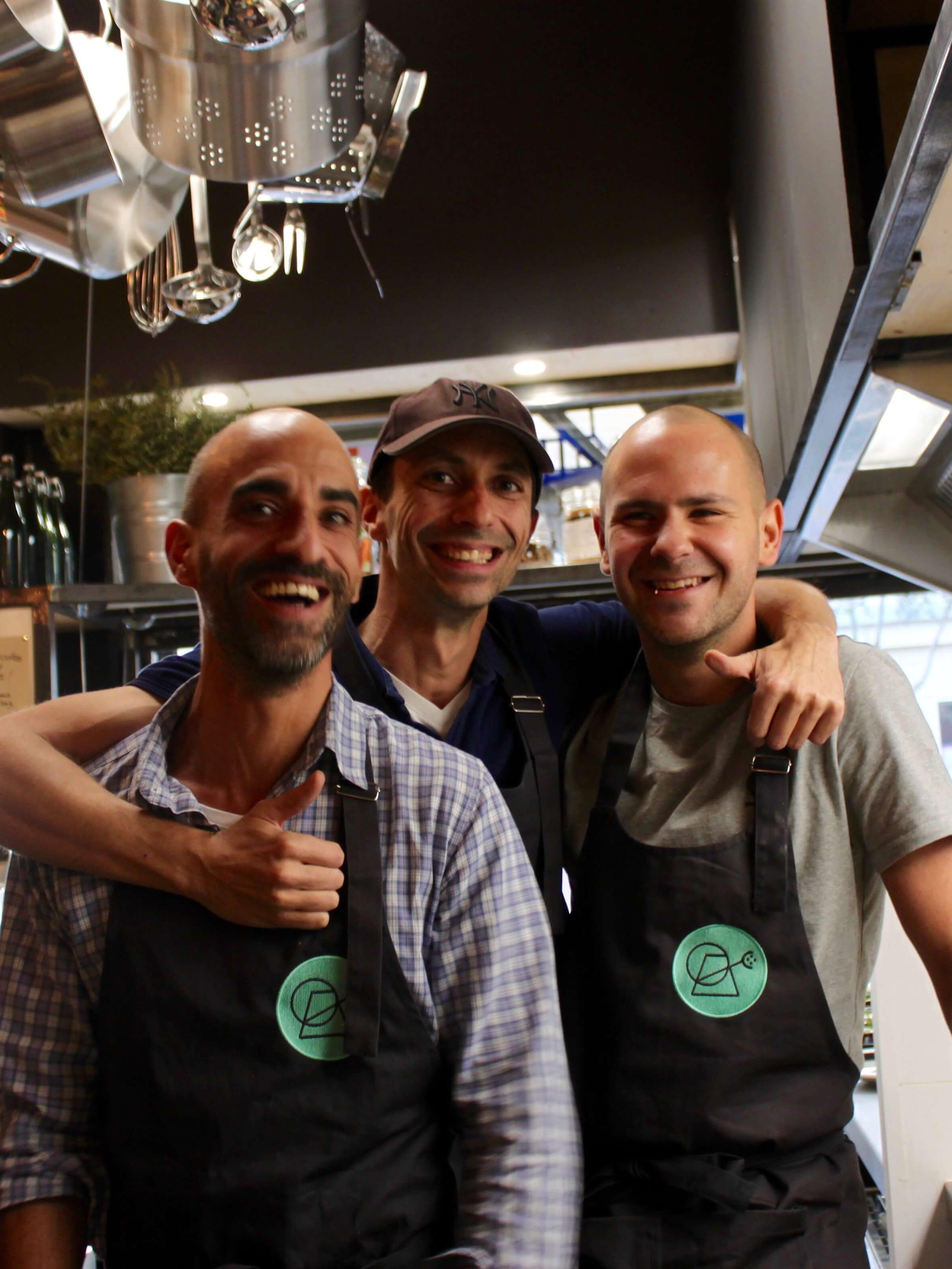 Enercoop Paca - Clients professionnels - L'arrosoir restaurant Marseille 13 - Portrait