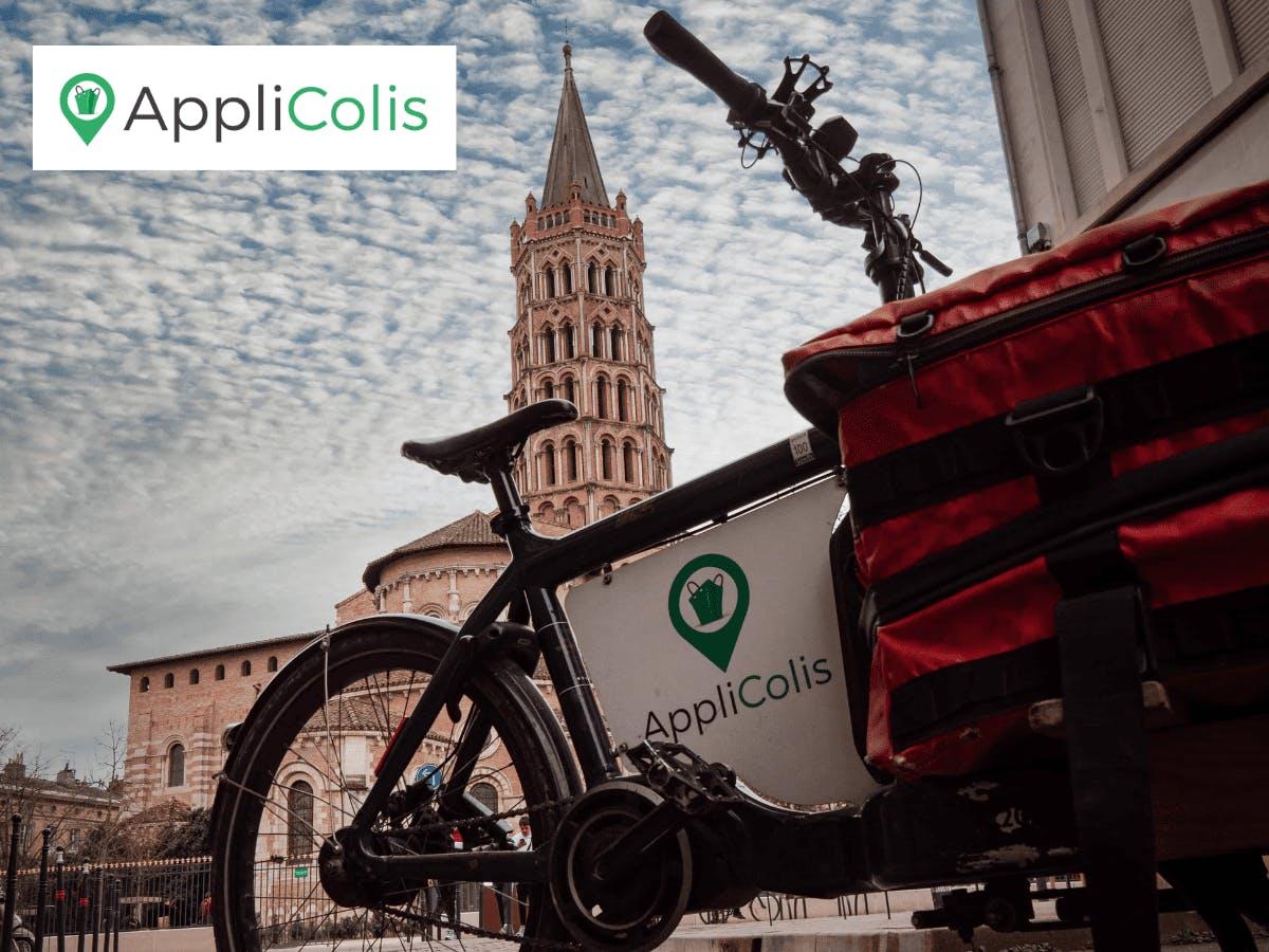 AppliColis, service de livraison et de transport écologique