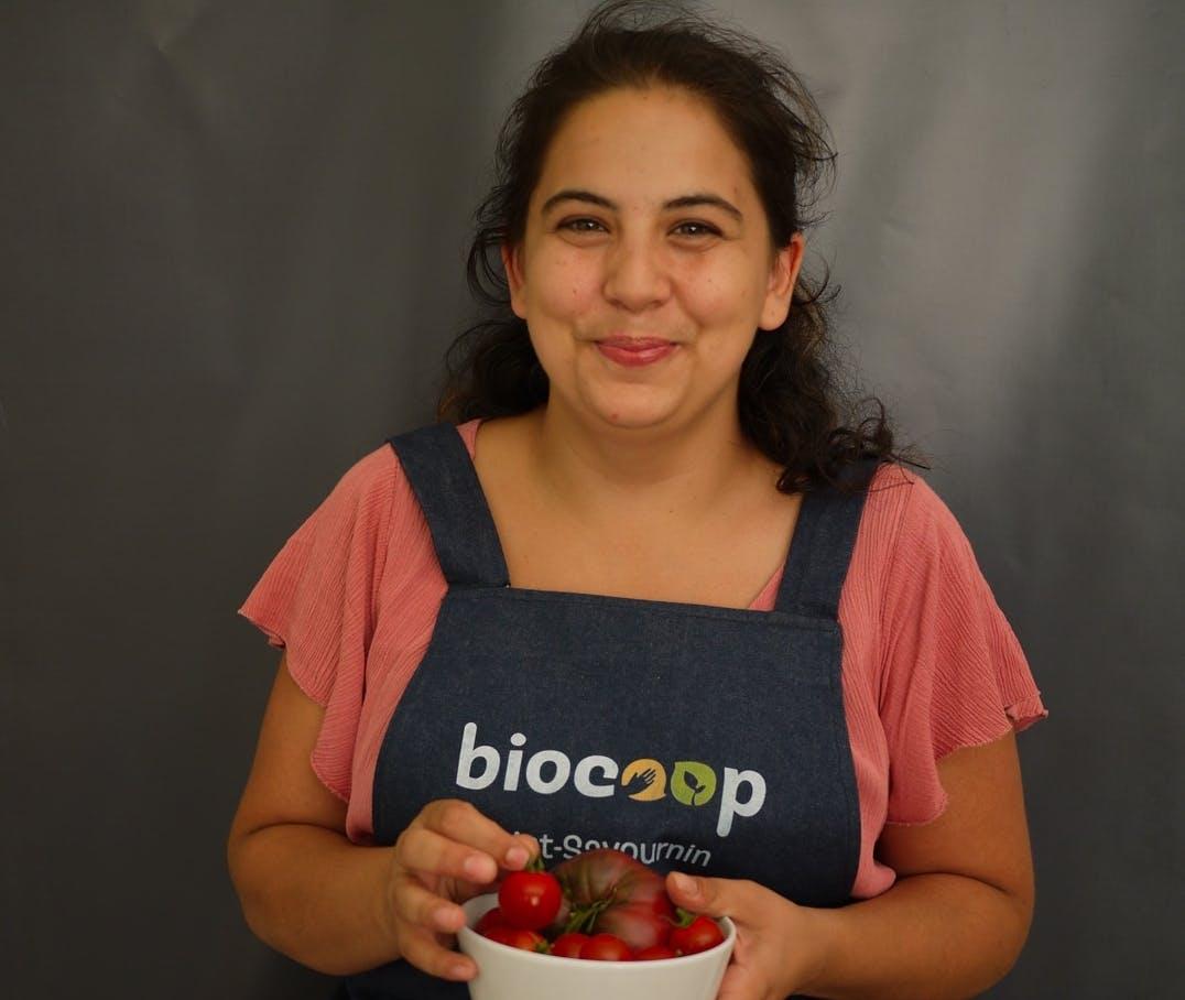 Enercoop Paca - Clients professionnels - Biocoop Saint Savournin - Portrait