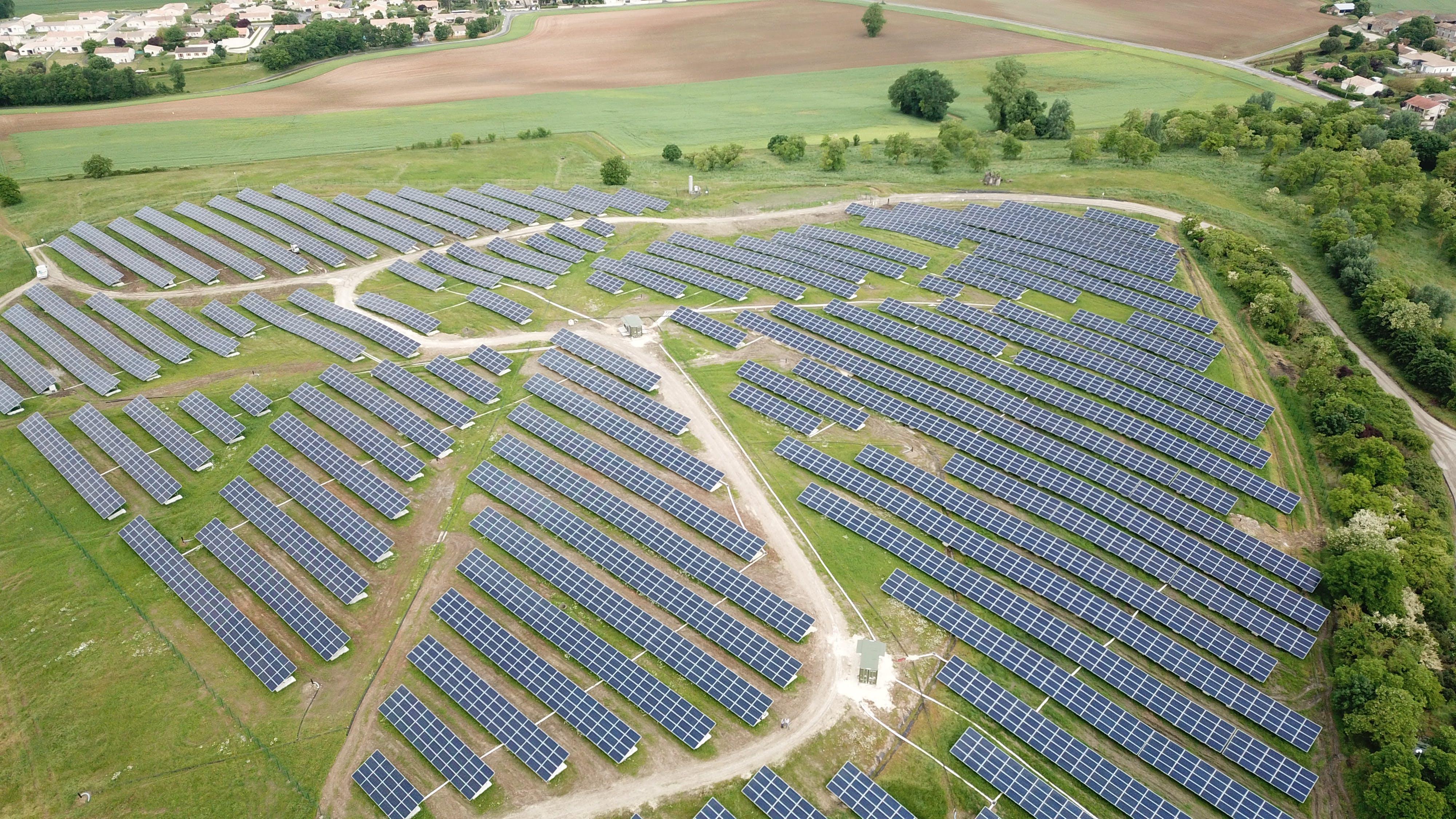 Enercoop Paca - Production - Parc solaire au sol