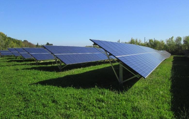 Enercoop Paca - Production - Projet Jausiers 04 - Panneaux photovoltaïques
