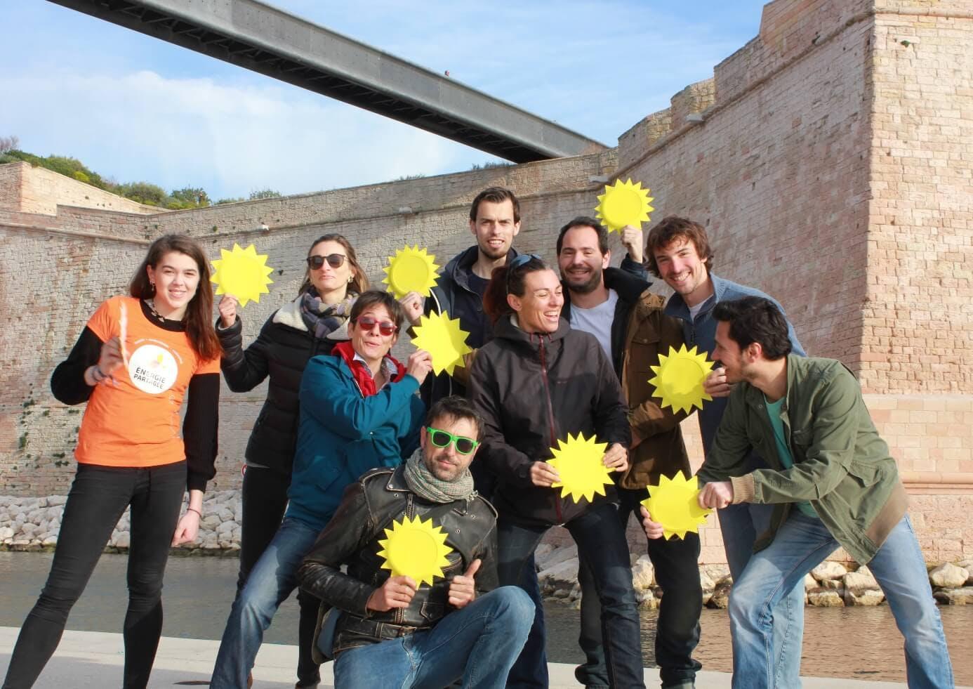 Photo de groupe de Massilia Sun System