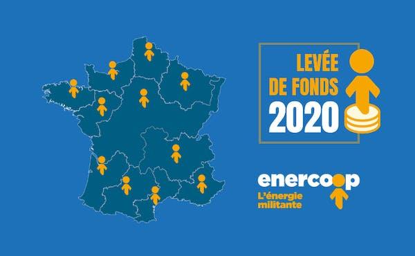 Levée de fonds 2020 Enercoop