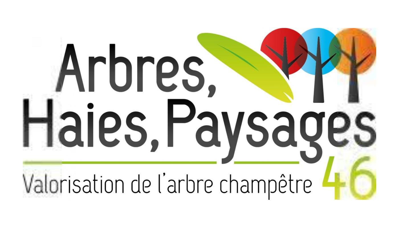 Logo Arbres Haires Paysages 46