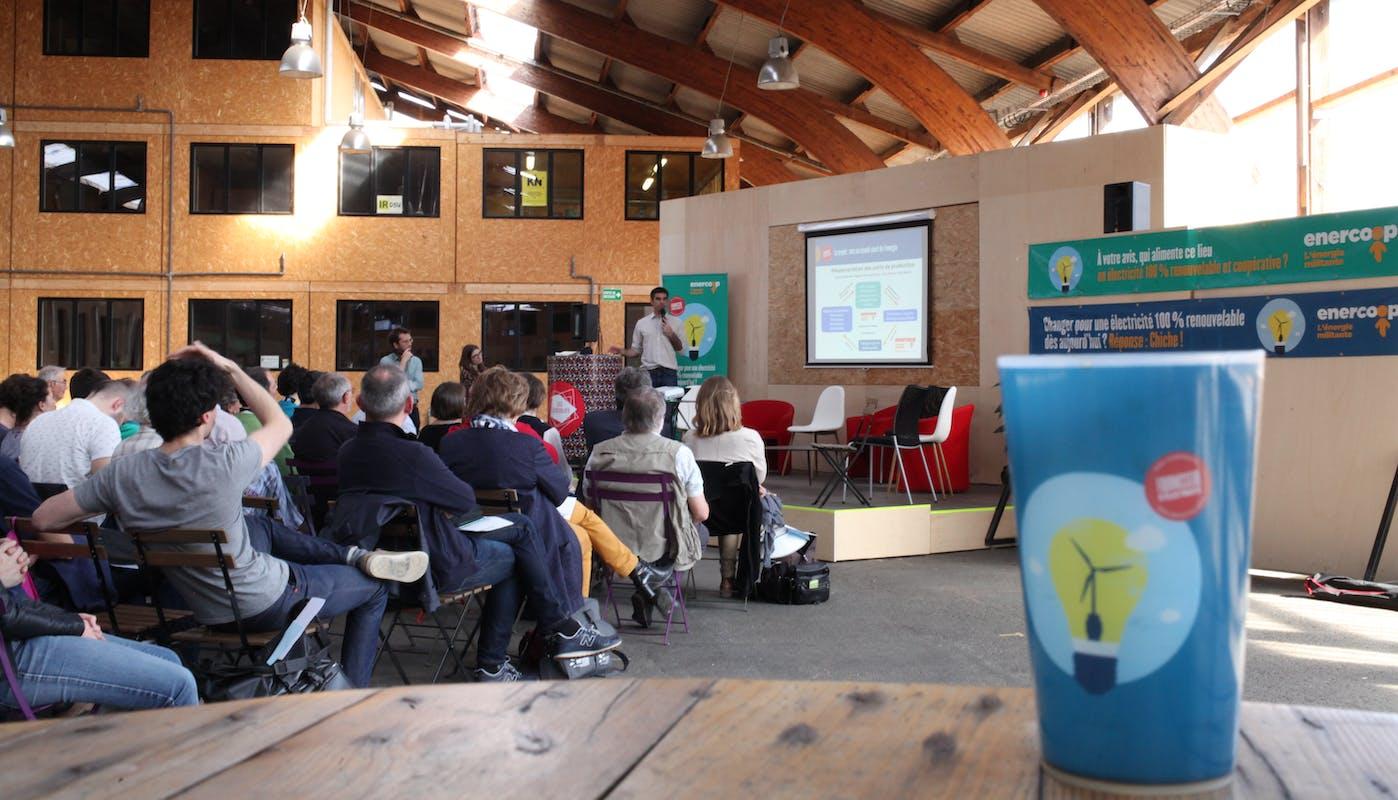 Assemblée générale 2019 Enercoop Pays de la Loire