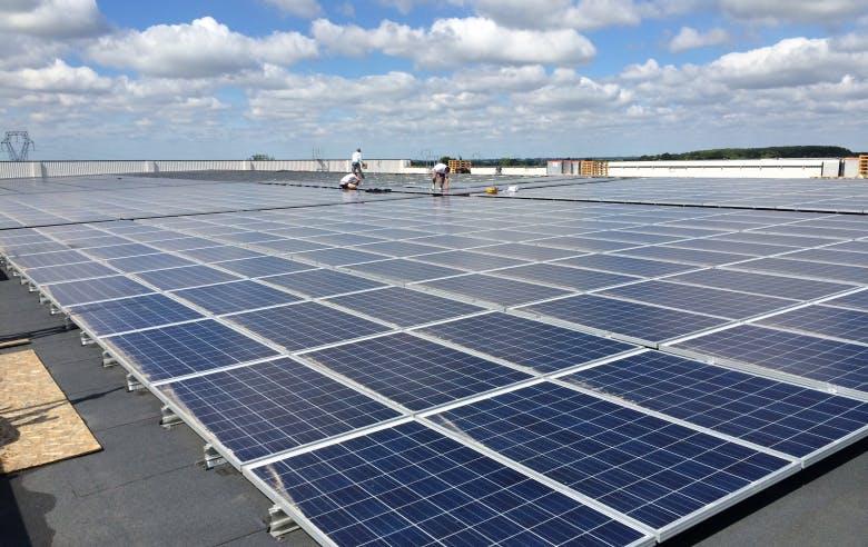 Enercoop Paca - Offre collectivités professionnels - Panneaux solaires