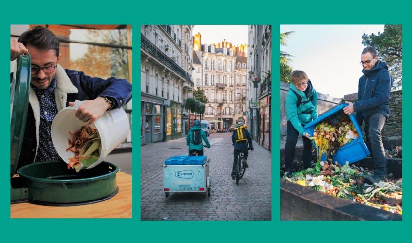 Enercoop Pays de la Loire : La Tricyclerie en images