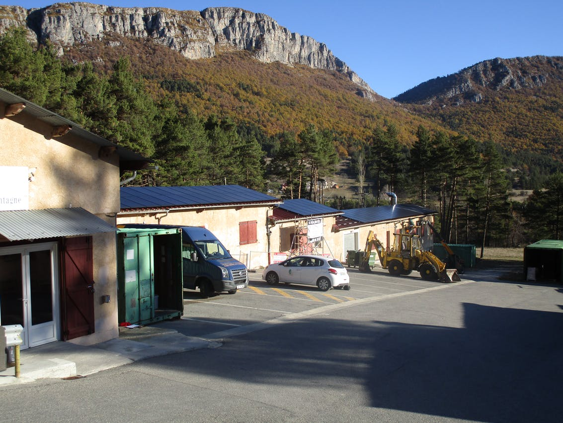 Enercoop Paca - Producteurs - PEP2A - Montagn'Habits Saint-Auban 06