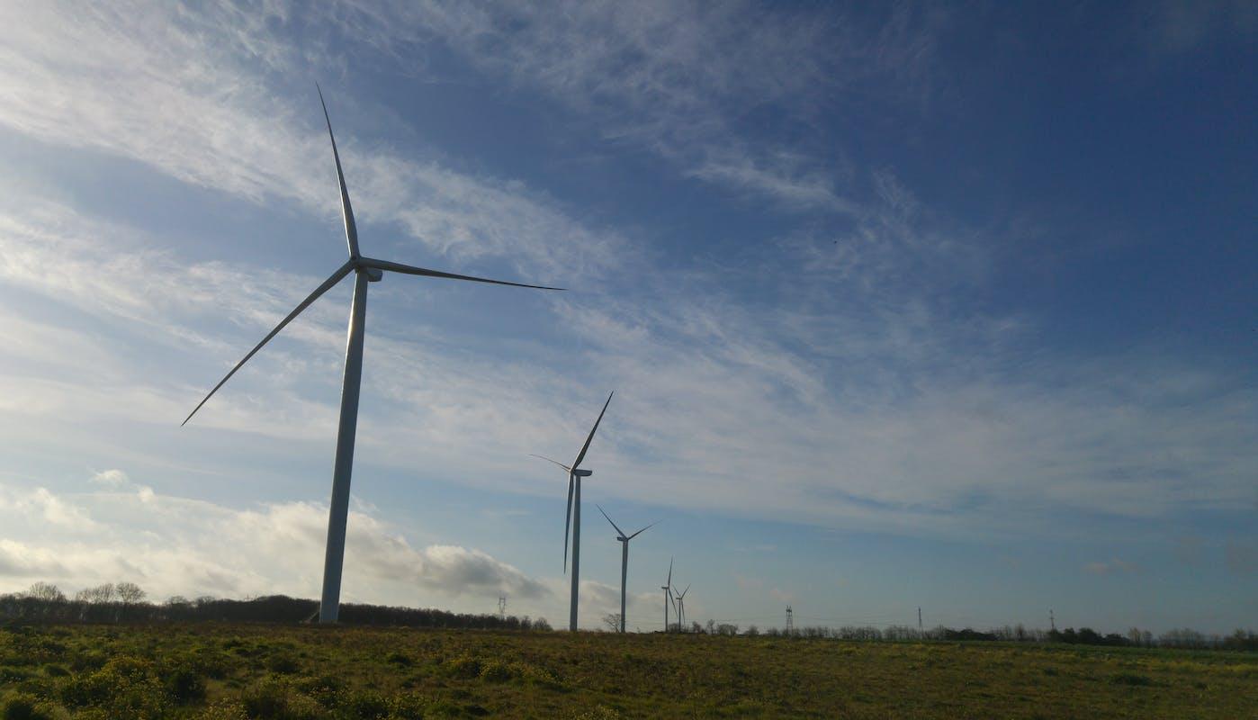 Parc éolien de l'Hyrôme
