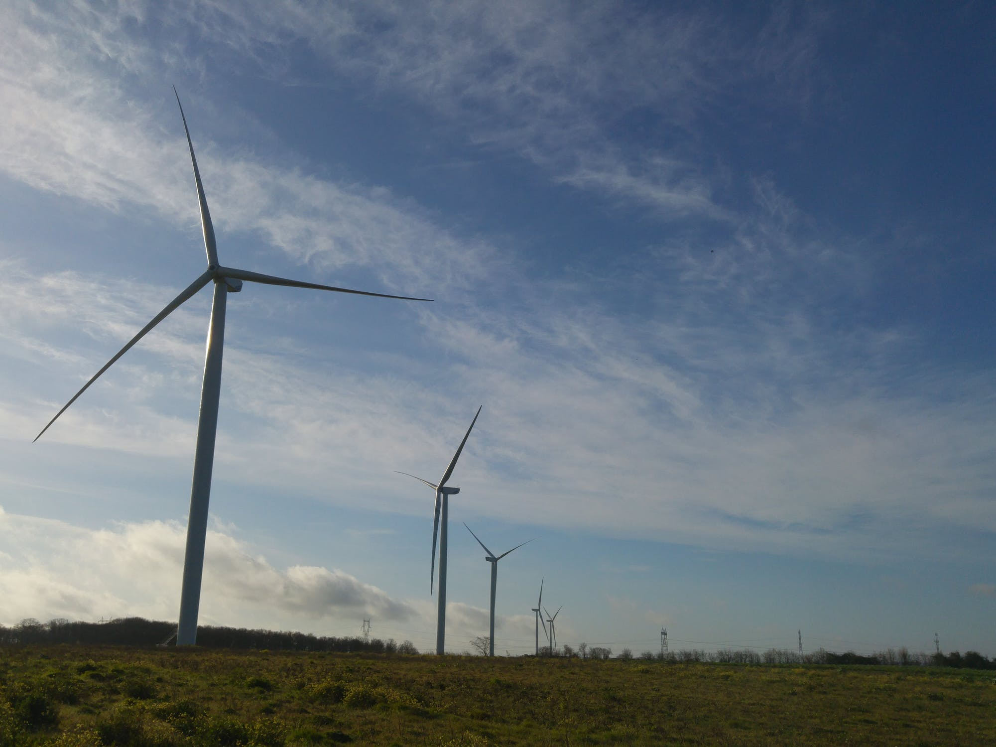 Enercoop Pays de la Loire - Parc éolien de l'Hyrôme