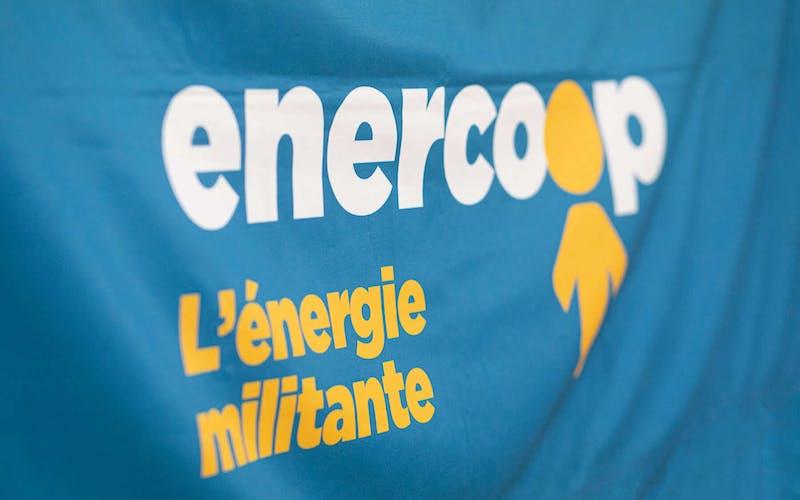 banderole Enercoop