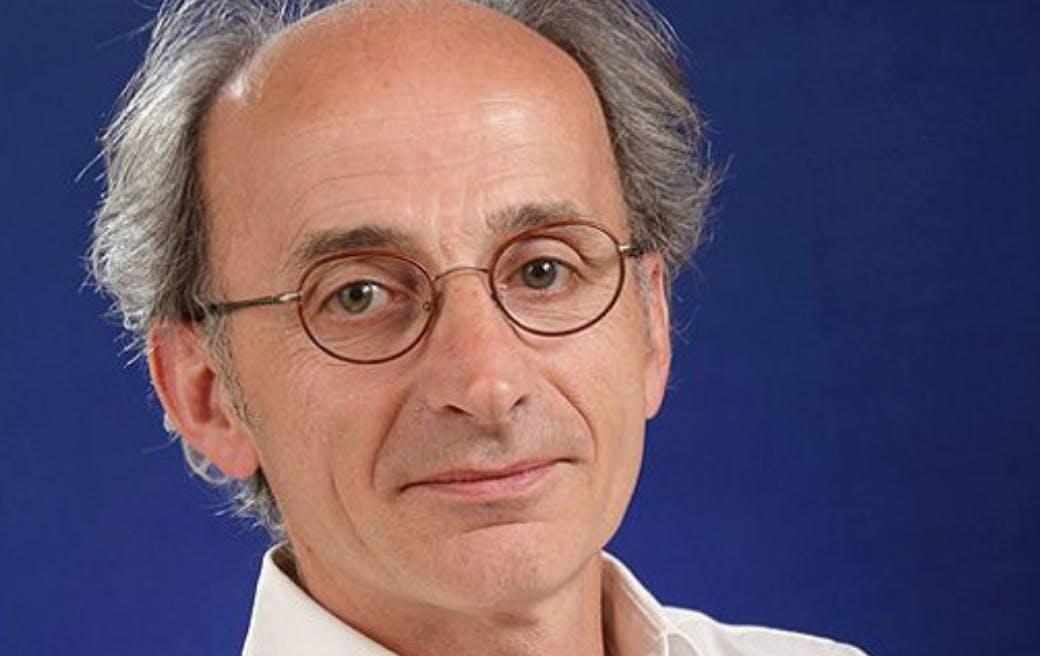 Photo portrait de Vincent Jacques le Seigneur