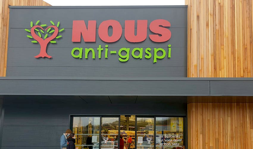 NOUS anti-gaspi à Quimper