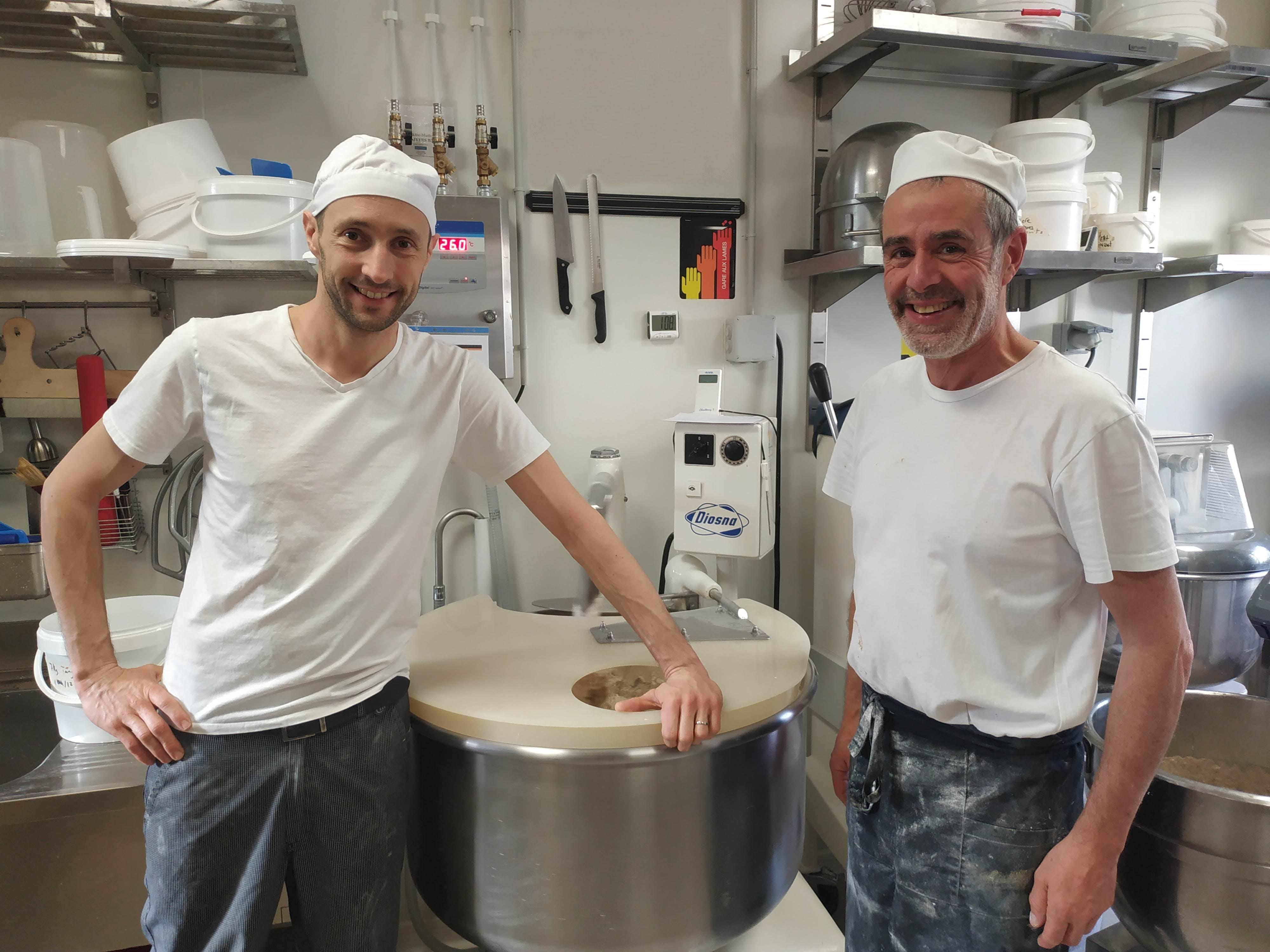 Enercoop Paca - Clients - Boulangerie Le Pain de la Terre - Peyrolles-en-Provence - Portrait