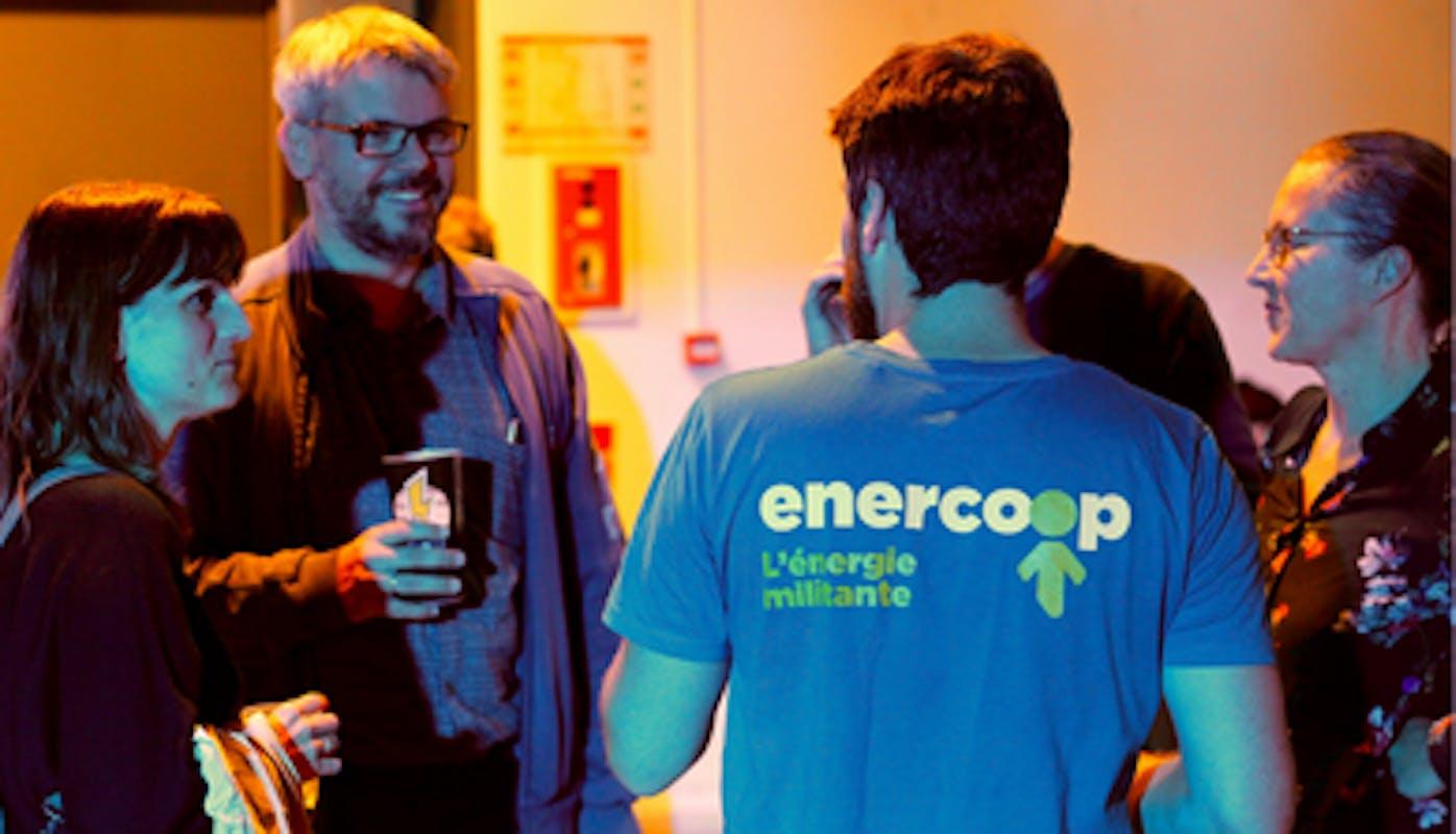 Rencontre coopérative Enercoop