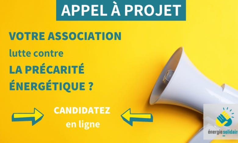 Enercoop - Energie Solidaire Appel à projet 2020