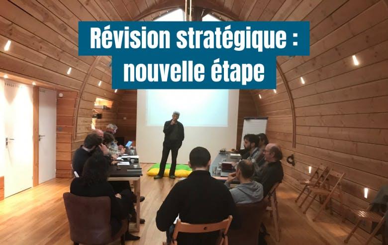 Révision stratégique d'Enercoop Midi-Pyrénées