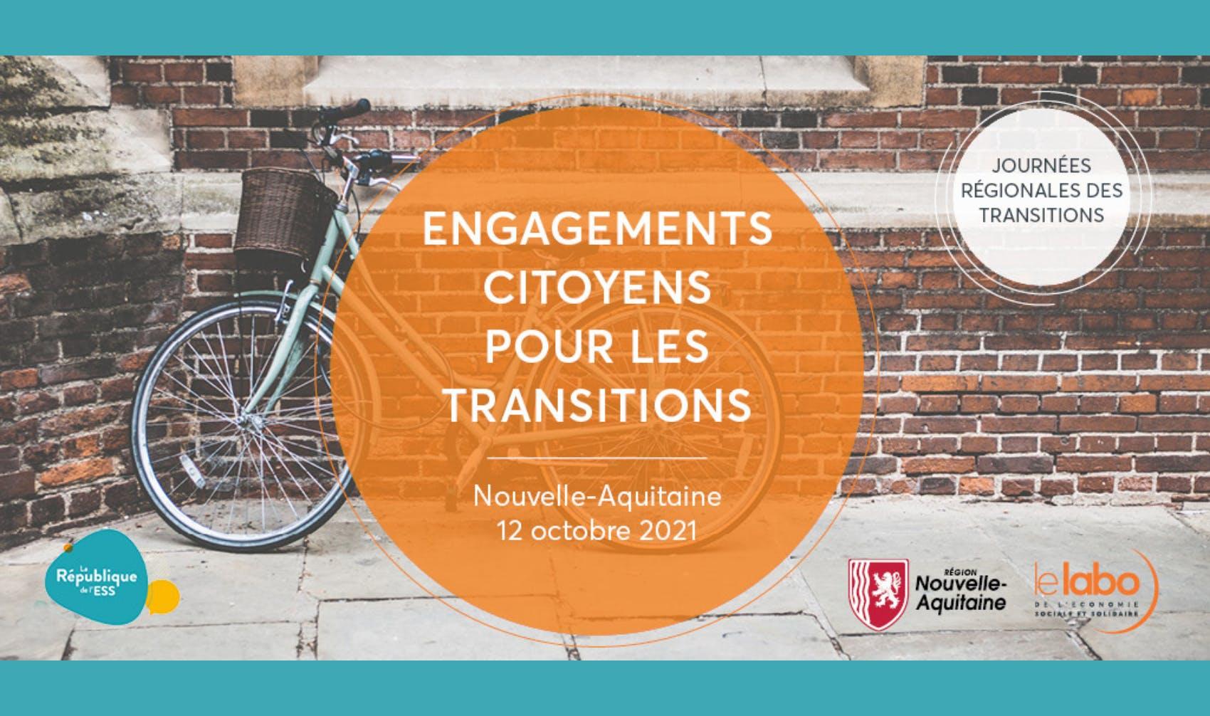 Journée régionale des transitions 2021 - Enercoop Nouvelle-Aquitaine