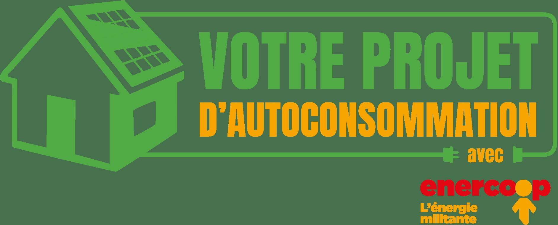 Enercoop Paca - Votre projet d'autoconsommation - Icône