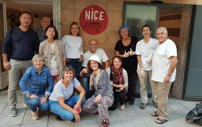 Enercoop Paca - Clients Professionnels - Nice Coop initiative citoyenne supermarché coopératif 06 - Equipe