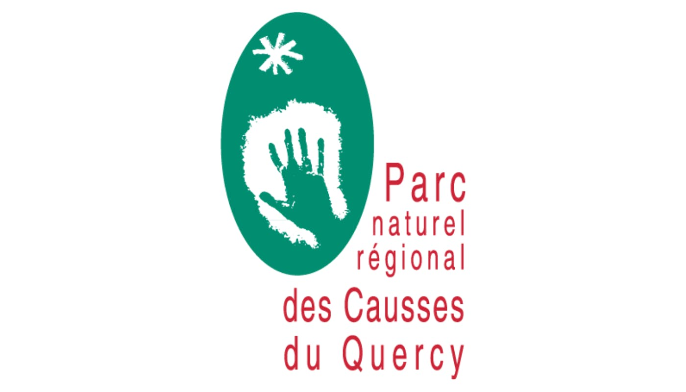 Logo Parc naturel régional des Causses du Quercy