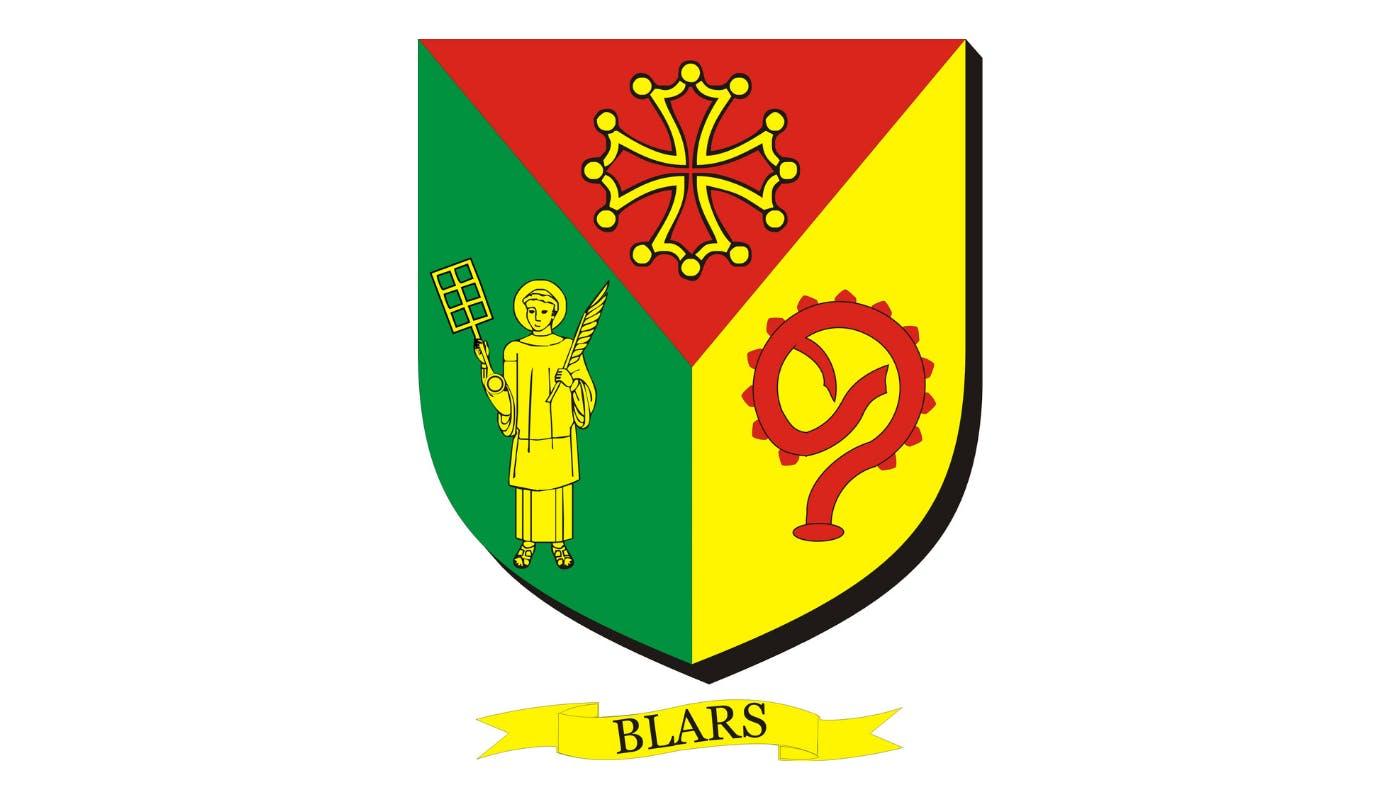 Logo de la commune de Blars (46)