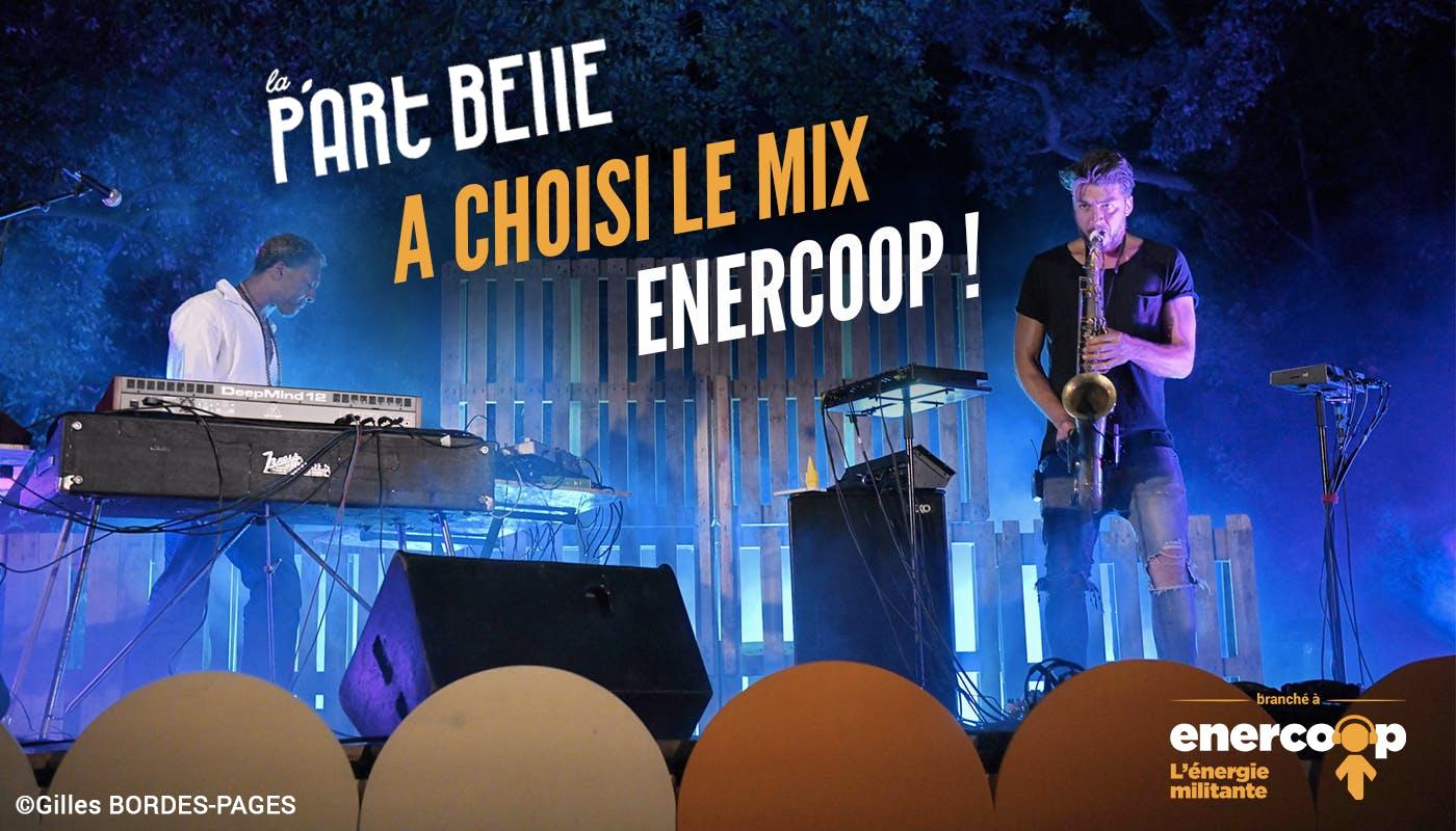 Enercoop Bretagne : le festival La P'Art Belle branché à l'énergie 100% renouvelable d'Enercoop pour sa deuxième édition