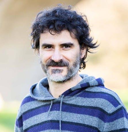 Loïc Blanc, salarié sociétaire chez Enercoop Midi-Pyrénées