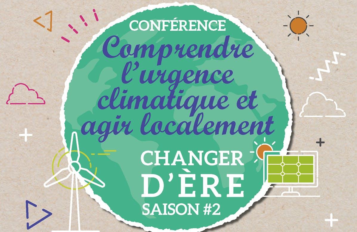 Conférence - climat - Denis Cheissoux - GIEC - convention citoyenne pour le climat