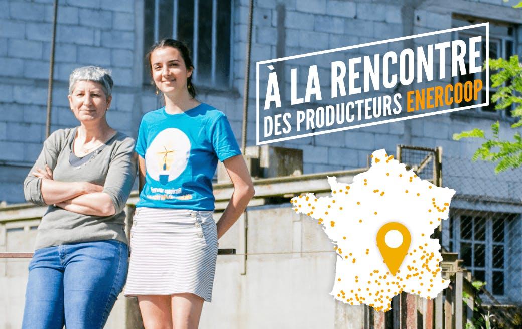 Gérante de la minoterie de Coudoustrines et salariée d'Enercoop Midi-Pyrénées
