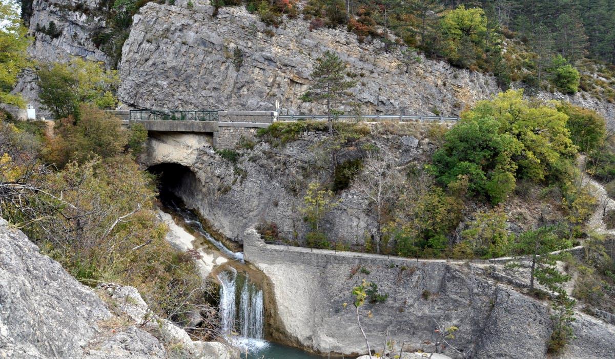 Photo centrale du Moulin
