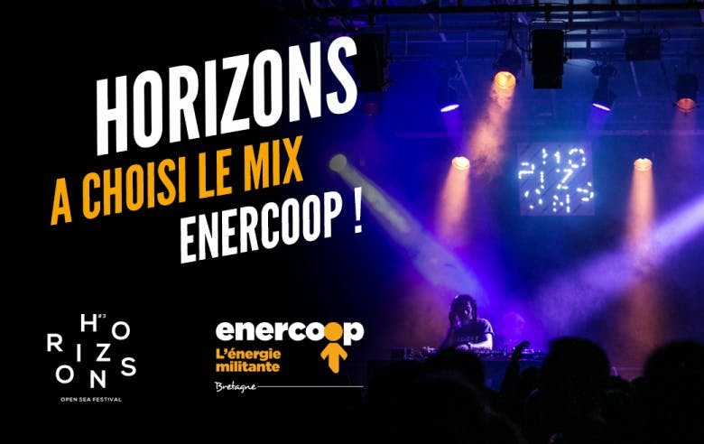 Enercoop Bretagne : le festival Horizons a choisi Enercoop