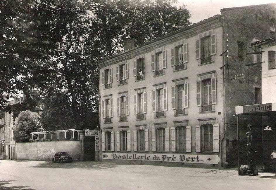 Ancien hôtel Le Pré Vert à Rabastens (81)