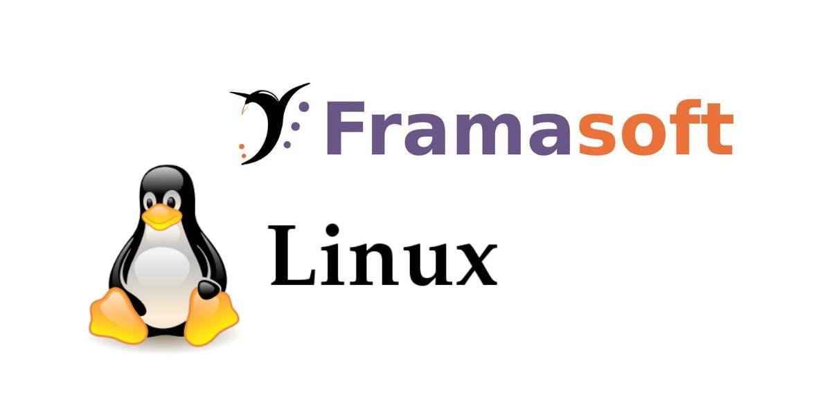 Logo Framasoft et Linux