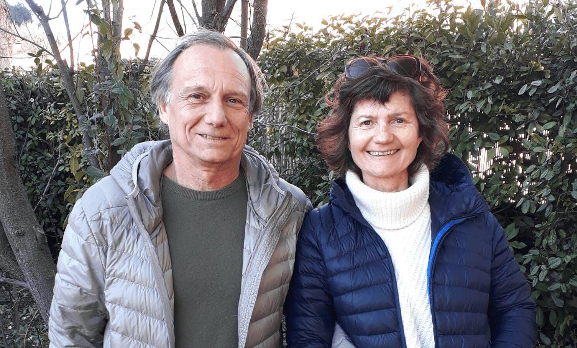 Enercoop Paca - Sociétaires - Autoconsommation - Portrait Myriam et Alain Gardanne