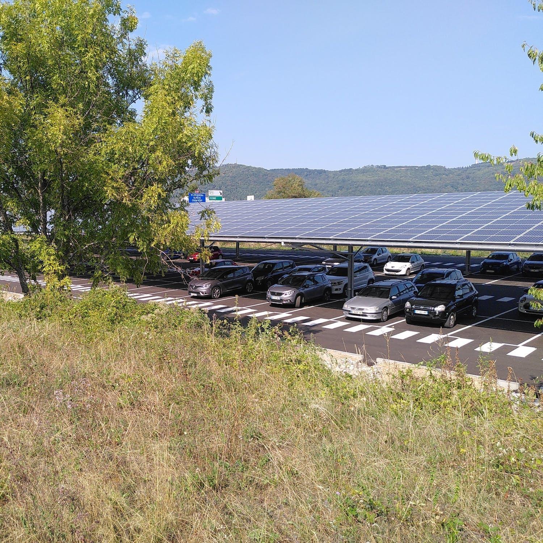 Un nouveau site de production d'électricité renouvelable