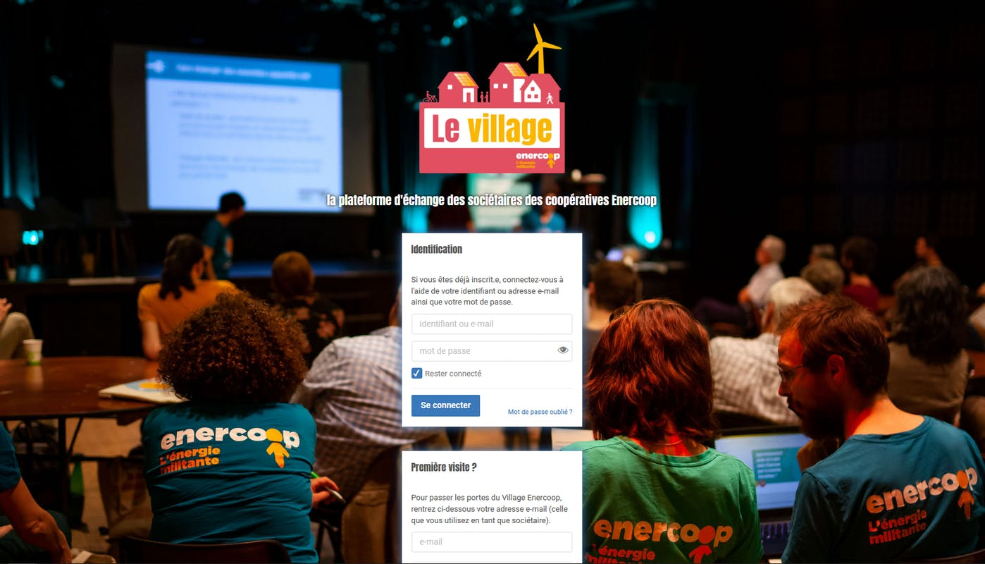 Le Village Enercoop